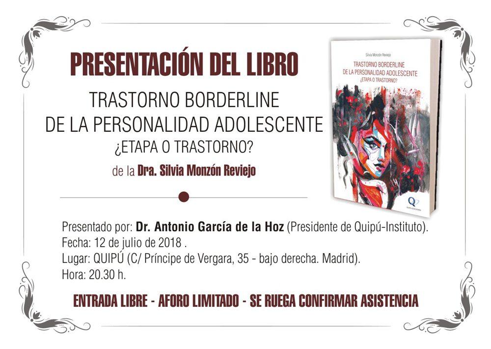 Presentación de Libro en Quipú Instituto