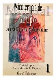 Manual Psicoterapia Grupo Analítico Vincular 1