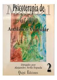 Manual Psicoterapia Grupo Analítico Vincular 2